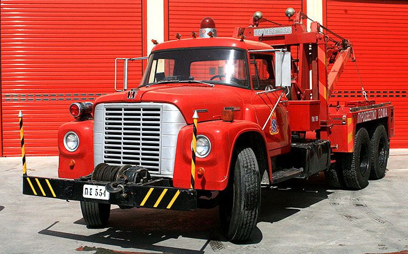 International loadstar 1800 (6X4)