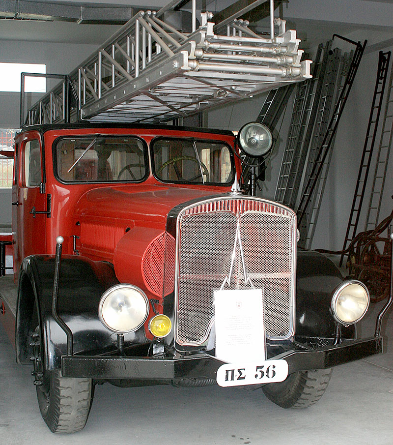 Magirus Deutz DL 30